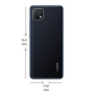 Oppo A15  3 GB RAM, 32 GB Dynamic Black