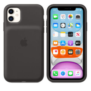 iPhone 11 Smart Battery Case with Wireless Charging – Black