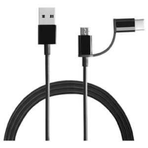 Xiaomi Mi 2-in-1 USB Charge and Sync Cable