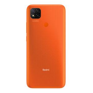 Redmi 9 64 GB, 4 GB RAM, Sporty Orange