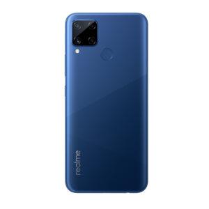 realme C15 32 GB, 3 GB RAM, Power Blue