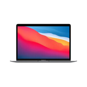 New Apple MacBook Air with Apple M1 Chip (13-inch, 8GB RAM, 512GB SSD) – Space Grey (Latest Model)