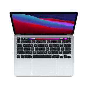 New Apple MacBook Pro with Apple M1 Chip (13-inch, 8GB RAM, 256GB SSD Storage) – Silver (Latest Model)