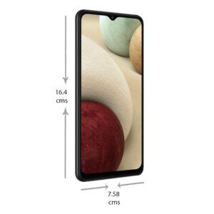 Samsung A12 64 GB, 4 GB RAM, Black