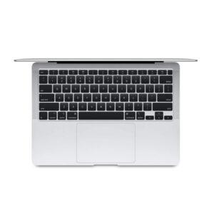 MacBook Air: 1.1GHz quad-core 10th-generation Intel Core i5 processor, 512GB – Silver,13-inch
