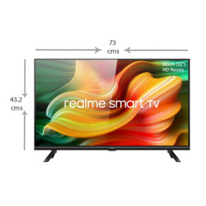 Realme 80 cm (32 inch) HD Ready LED Smart TV