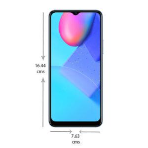 Vivo Y12s 32 GB, 3 GB RAM, Glacier Blue