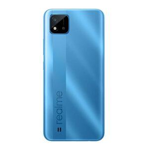 realme C11 2021 64 GB, 4 GB RAM, Cool Blue, Smartphone