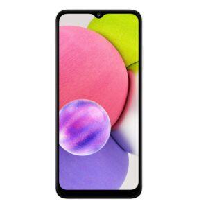 Samsung Galaxy A03s 32 GB, 3 GB RAM, White, Smartphone