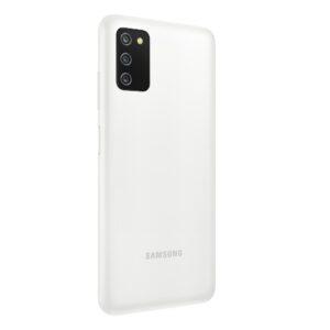 Samsung Galaxy A03s 64 GB, 4 GB RAM, White, Smartphone