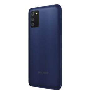 Samsung Galaxy A03s 32 GB, 3 GB RAM, Blue, Smartphone