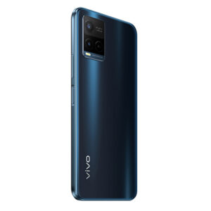 VIVO Y21 64 GB, 4 GB RAM, Midnight Blue, Smartphone